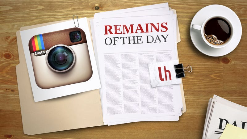Illustration for article titled Remains of the Day:  You Should Send This Opt-Out Letter to Instagram