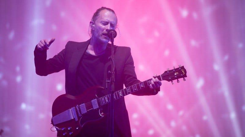 Thom Yorke (Photo: Matt Cardy/Stringer/Getty Images)