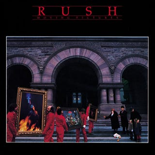 """Illustration for article titled Next Week On Rock Band: Rush's """"Moving Pictures"""" (And We Mean It This Time)"""