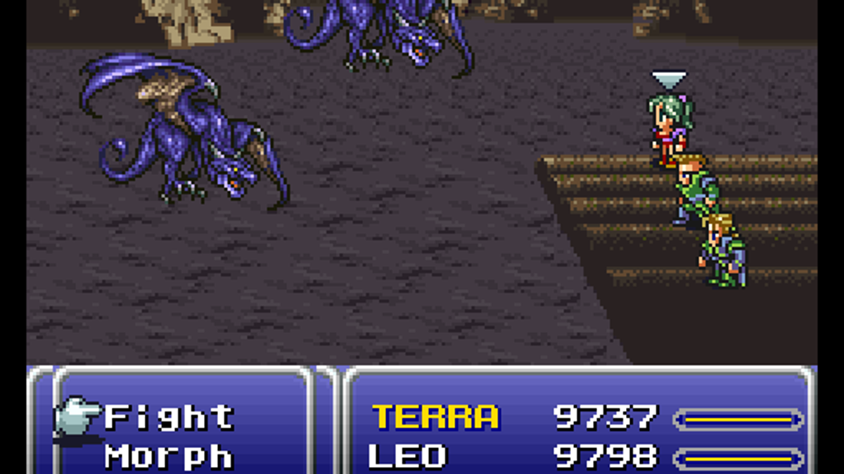 How To Break Final Fantasy Vi