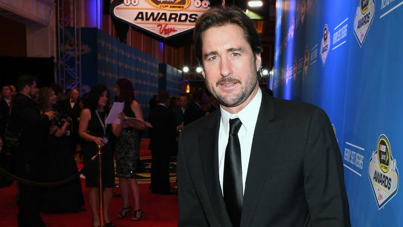 Luke Wilson at the 2016 NASCAR Sprint Cup Series Awards at Wynn Las Vegas.