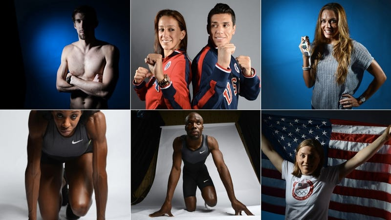 Illustration for article titled Why the Official Pictures of US Olympic Athletes Sucked So Much