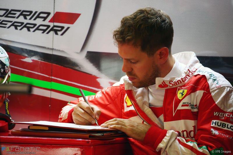 Illustration for article titled FIA pardon Vettel re: Baku