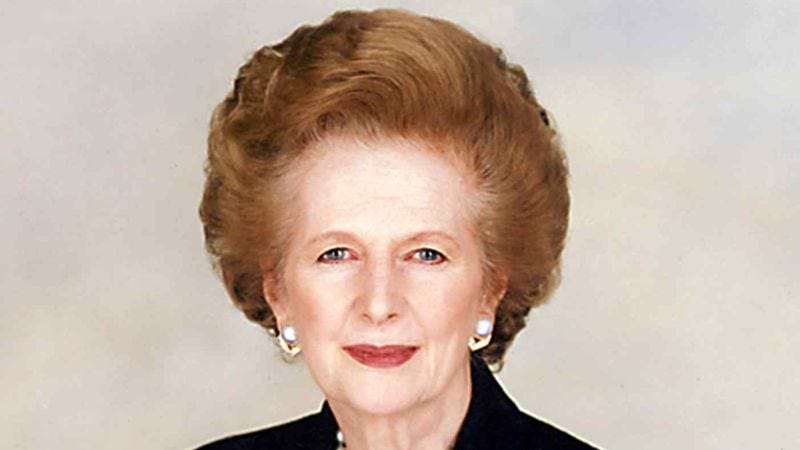 """Illustration for article titled Commemorate Margaret Thatcher's demise by downloading """"Ding Dong! The Witch Is Dead"""" or a new EP from Chumbawamba"""