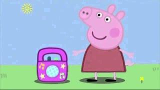 Peppa Pig Listens to Marilyn Manson