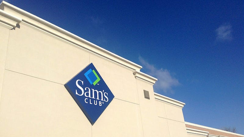 Illustration for article titled You Can Soon Use Your Visa Credit Card at Sam's Club
