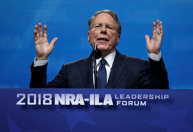 Illustration for article titled NRA Could 'Be Forced to Shut Down Forever,' Says Executive Vice President