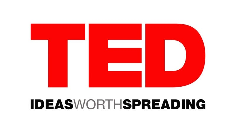 Resultado de imaxes para TED talks