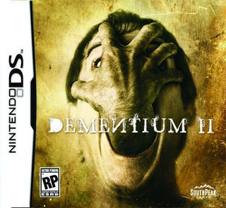 Illustration for article titled Dementium II Wins Most Frightening Box Art Of 2009