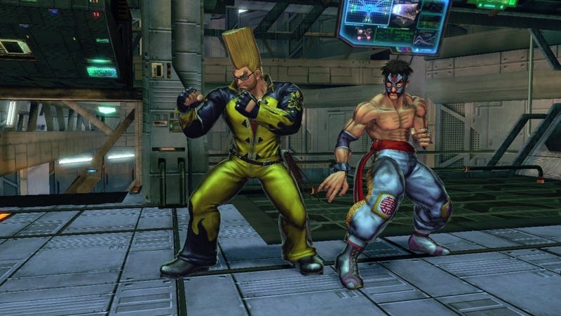 Illustration for article titled DLC for Street Fighter X Tekken's Steam Release Delayed to This Coming Week