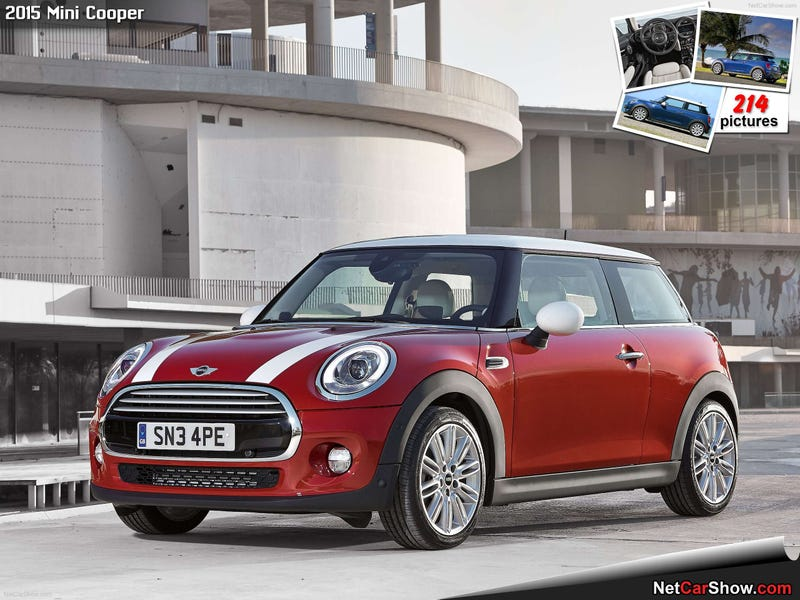 Illustration for article titled I Test Drove a 1.5T MINI Cooper Today
