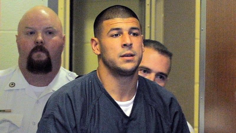 Illustration for article titled Third Man Wanted In Aaron Hernandez Murder Case Has Been Identified