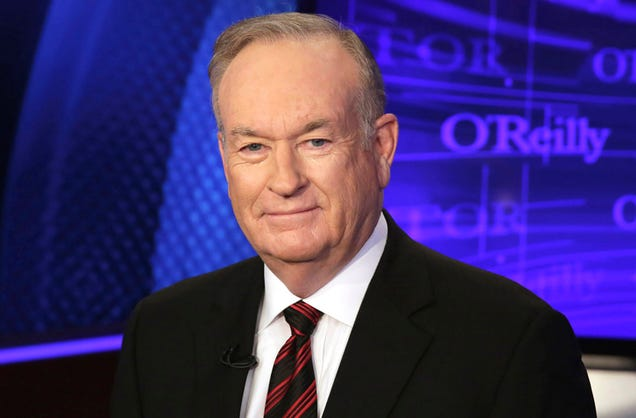 Bill O'Reilly: Actually, the Slaves Who Built the White House Had It Pretty Good
