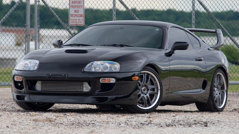 Illustration for article titled A New Supra May Be Part Of Toyota's Grand Anti-Beige Strategy