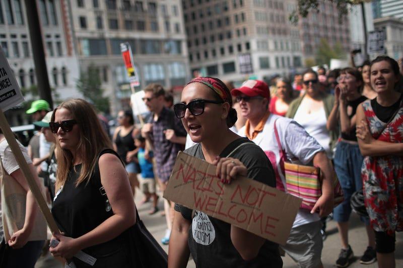 Apple CEO makes $2 million pledge to fight hate
