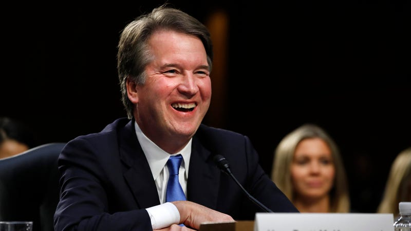 Illustration for article titled Brett Kavanaugh Will Kill Abortion Rights With a Smile