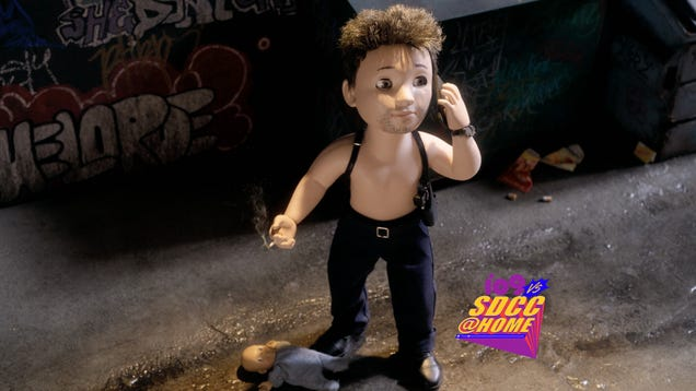 Ultra City Smiths  Creators Share New Footage of Stop-Motion Mayhem at SDCC 2021