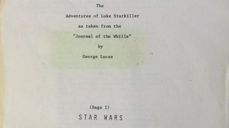 Illustration for article titled El actor que da vida a Chewbacca está publicando las páginas del primer guión de Star Wars