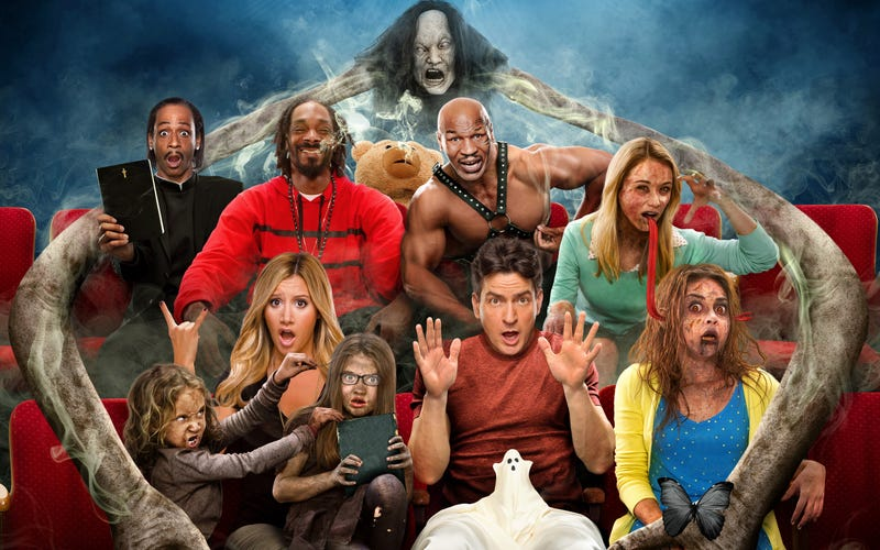 Illustration for article titled Forget Oblivion, you really want to know what the critics are saying about Scary Movie 5