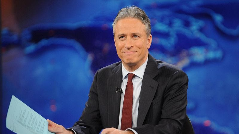 Illustration for article titled Jon Stewart rebuffed Meet The Press' hosting advances