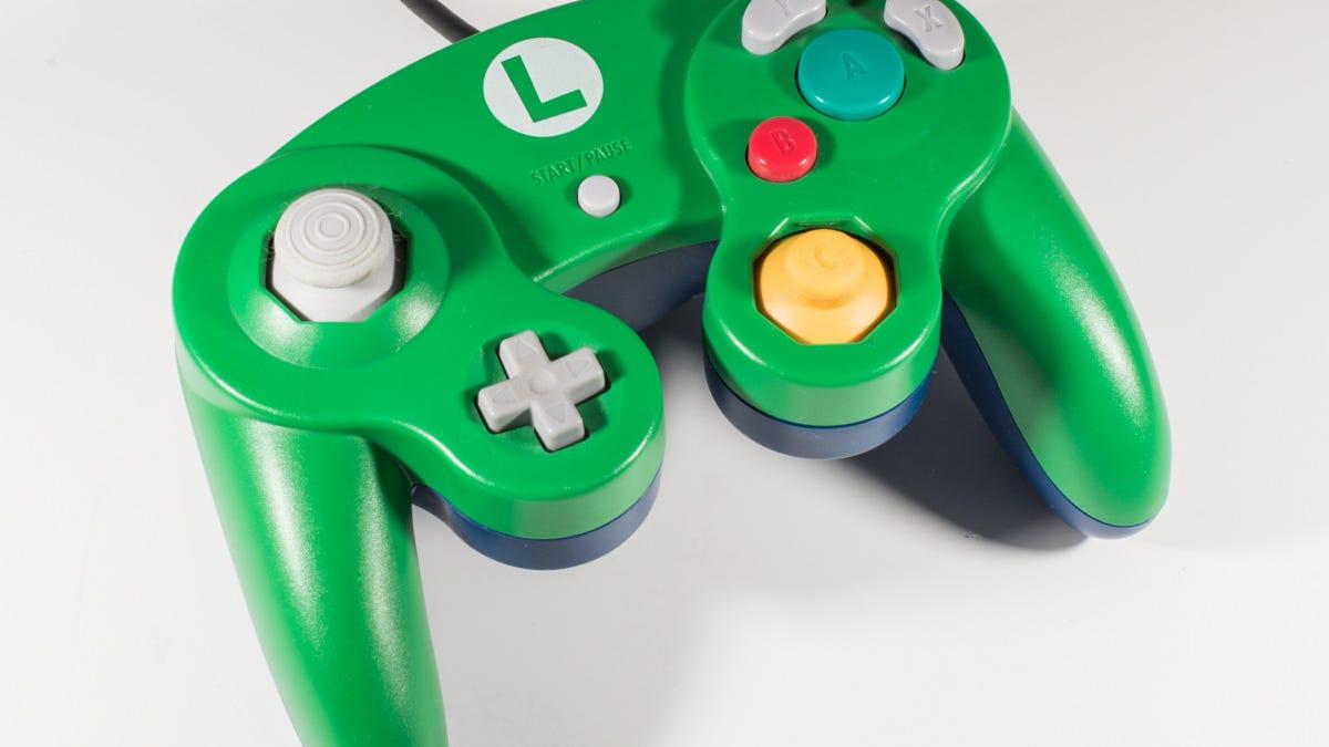 Every GameCube Controller Nintendo Ever Made  Ever