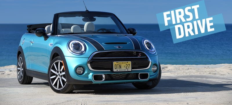The 2016 Mini Cooper S Convertible Is A Huge Dose Of Fun With Price Tag To Match