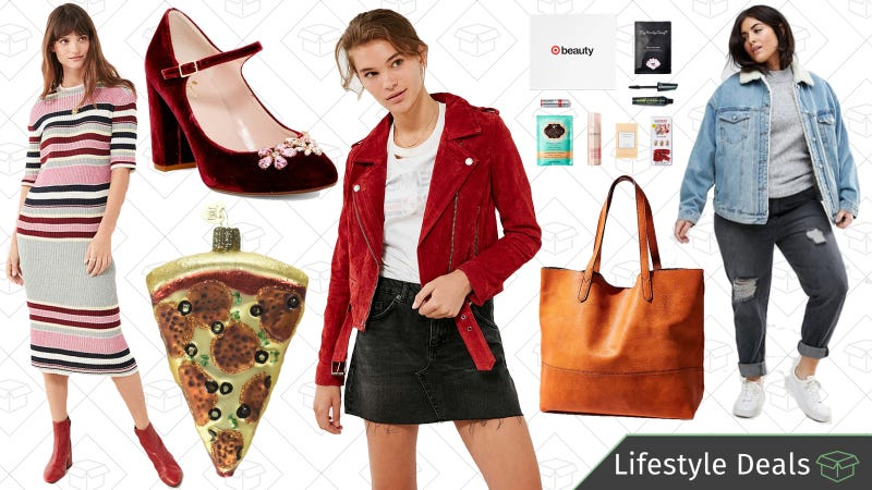 Illustration for article titled Monday's Best Lifestyle Deals: Holiday Decorations, Target Beauty Box, Urban Outfitters, and More