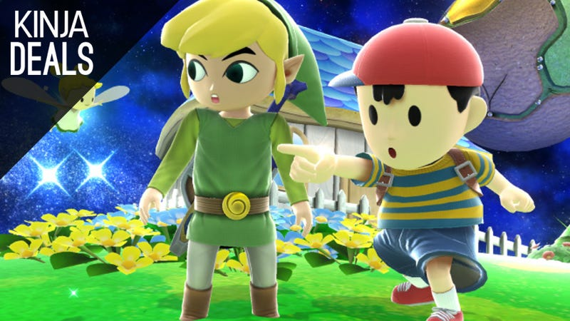 Illustration for article titled Today's Best Gaming Deals: Smash Bros., Beyond Earth, and a Lot More