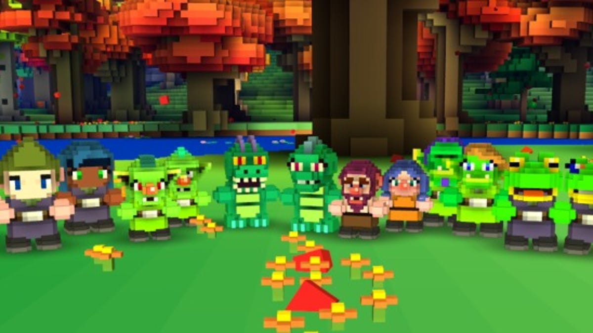 Tips for playing the cube world alpha gumiabroncs Choice Image
