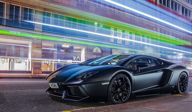 Would You Drive A Diesel Lamborghini