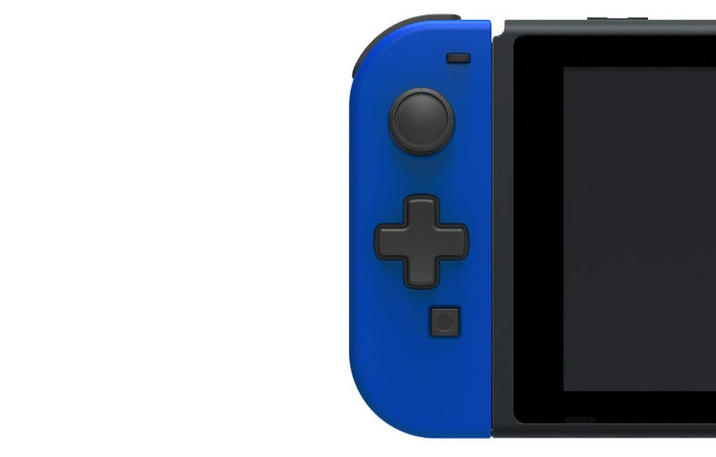 Illustration for article titled The Switch's Joy-Con Is Getting A D-Pad From Hori