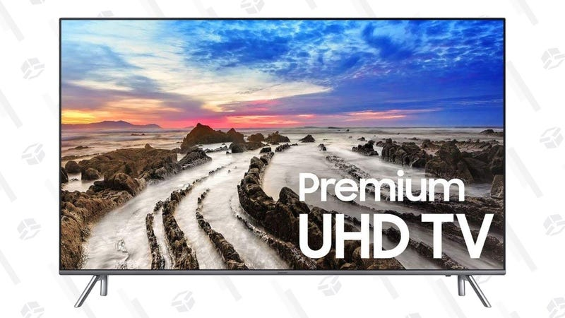 "Samsung 82"" Class 4K (2160P) HDR Smart LED TV | $2300 | Walmart"