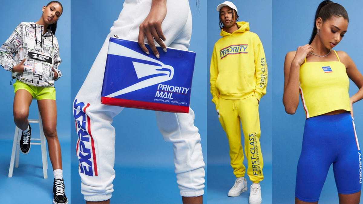 Forever 21 Confirmed Delivery of a New USPS Collaboration