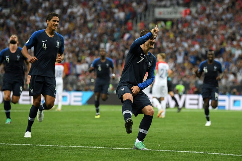 Illustration for article titled World Cup Player Celebrates Goal With RudeFortnite Emote