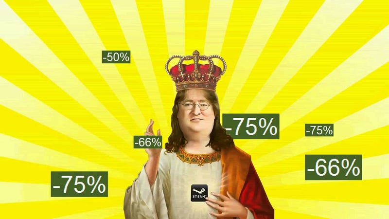 Illustration for article titled Valve Is Changing Steam Sales