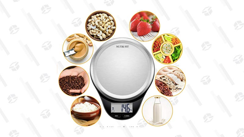 Stick to Healthy Portion Sizes With This $8 Food Scale