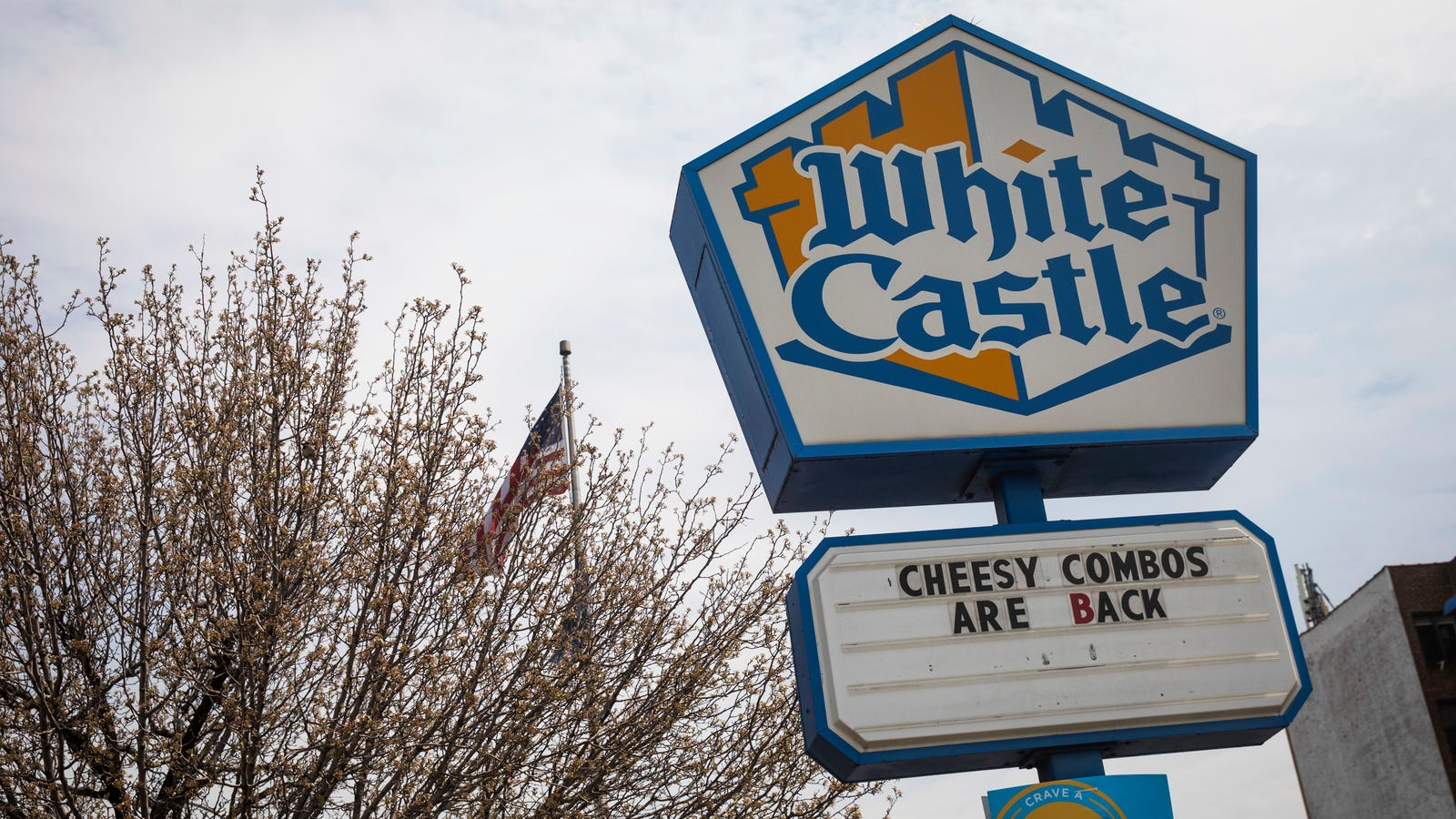Get a Free Slider From White Castle Today