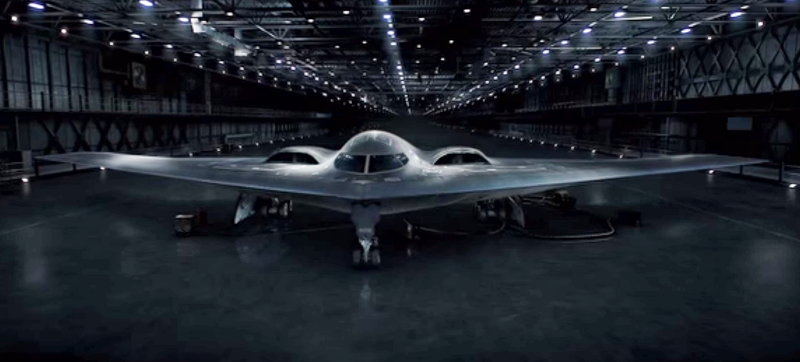 Illustration for article titled Why Northrop Grumman Ran A Super Bowl Ad For A Stealth Bomber