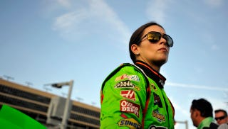 Illustration for article titled Danica Patrick's Days As A Spokeswoman For Go Daddy May Be Numbered