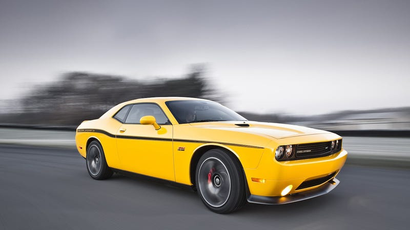 Illustration for article titled Dodge brings back Super Bee Charger, Yellow Jacket Challenger