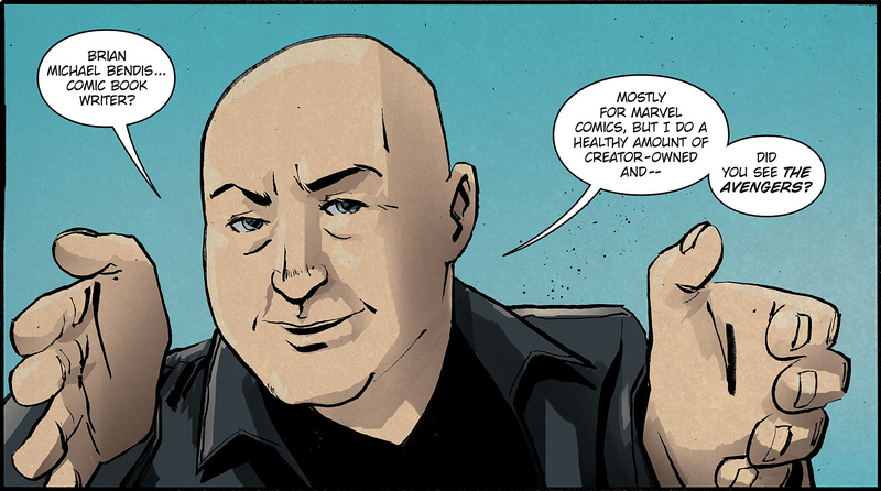 Illustration for article titled Who Should Write Bendis's Books?
