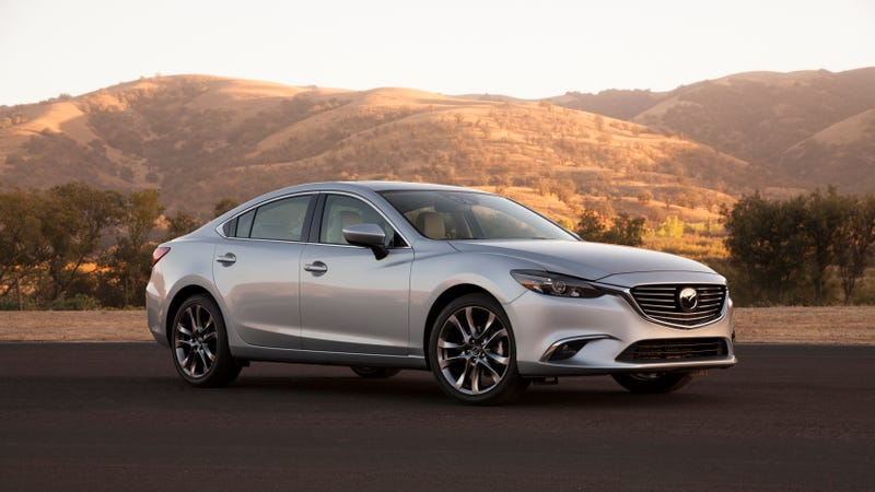 Illustration for article titled Nearly 60,000 Mazda 6s Recalled For Potential Power Steering Issues