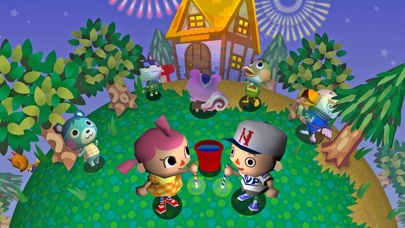 Illustration for article titled Animal Crossing Superfan Has Maintained His GameCube Town For 17 Years