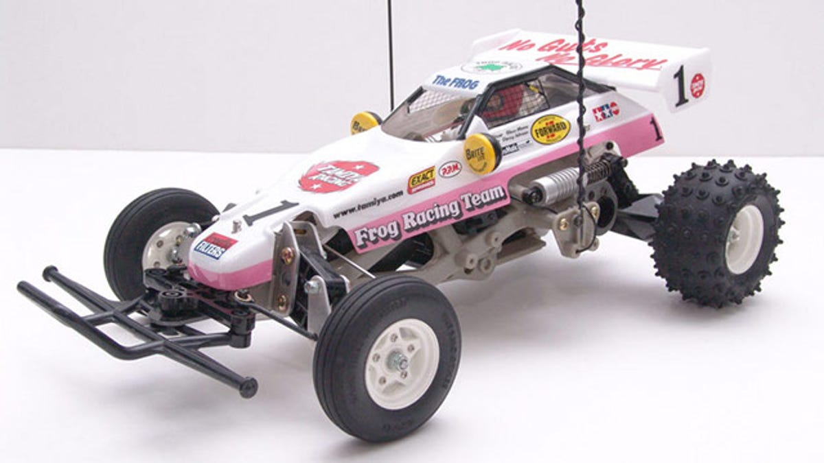 The Ten Coolest Rc Cars Of All Time