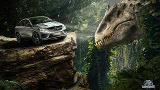 <i>Jurassic World</i> Already Cashing In On Terrible Product Placement