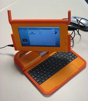Illustration for article titled Inside the OLPC Laptop