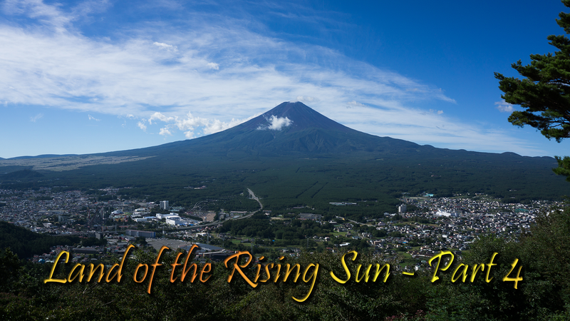 Illustration for article titled Land of the Rising Sun - Part 4