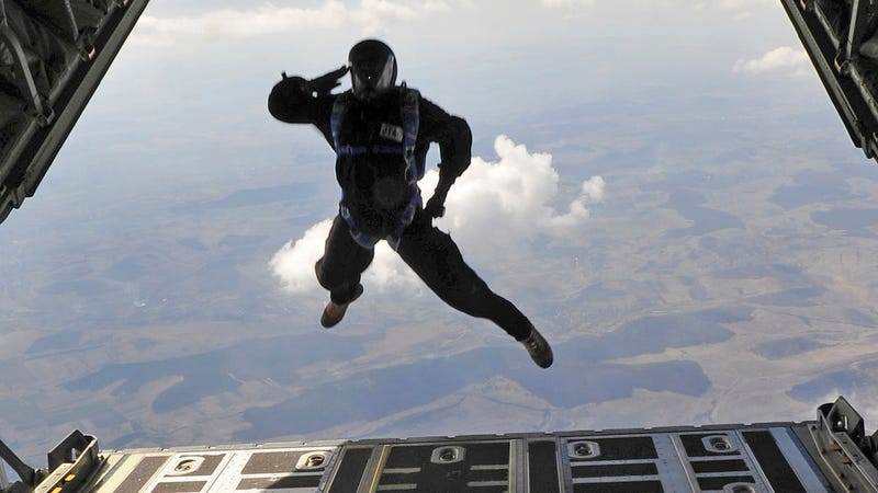 Illustration for article titled If You Join the USAF You May Become a Superhero