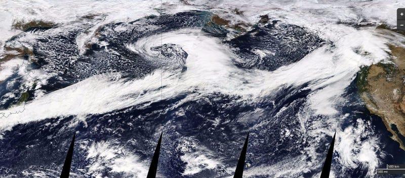 Image: NWS Seattle/NASA