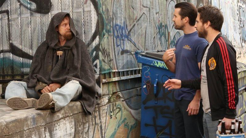David Hornsby, Rob McElhenney, Charlie Day (FX)